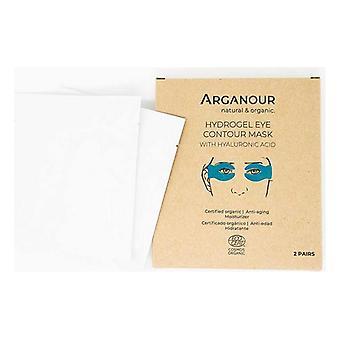 Mask for Eye Area Arganour Hidrogel Eye Contour