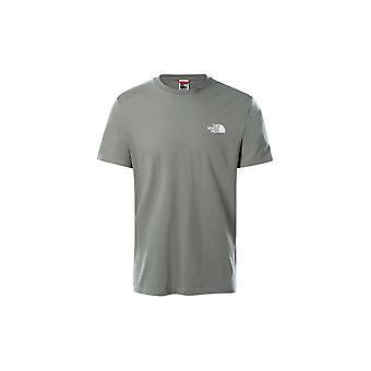 North Face Enkel Dome NF0A2TX5V38 universell menn t-skjorte