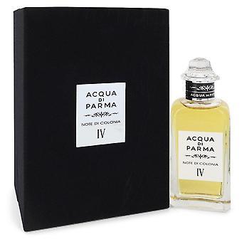 Acqua Di Parma Note Di Colonia Iv Eau De Cologne Spray (unisex) By Acqua Di Parma 5 oz Eau De Cologne Spray