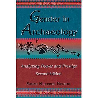 Género en arqueología: Análisis del poder y el prestigio (género y arqueología)