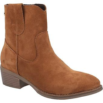 Hush puppies women's iva ladies ankle boots various colours 31187