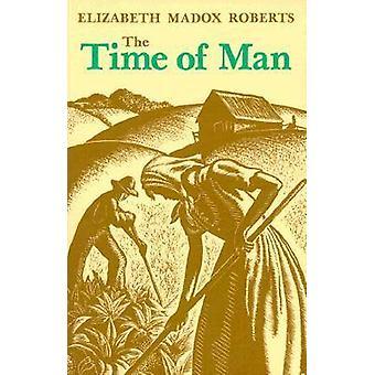 Time of Man-kirja Roberts - 9780813109817 Kirja