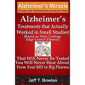Alzheimer's Treatments That Actually Worked In Small Studies! (Based