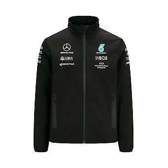 Mercedes AMG Petronas Mercedes Amg Petronas Menns Softshell Jakke 2021