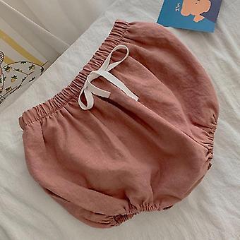 Baby Shorts Bloomers Pure Cotton Shorts Korean Pumpkin Shorts