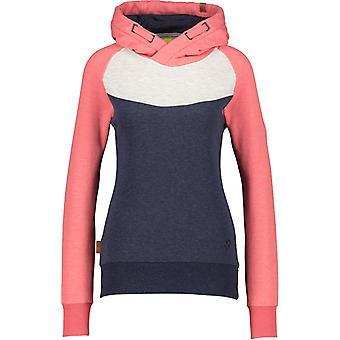 Alife & Kickin Women's Hooded Sweater Lara