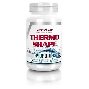 Activlab Thermo Shape Hydro Off Unflavored 60 cápsulas