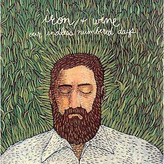 Iron & Wine - Our Endless Numbered Days [CD] USA import