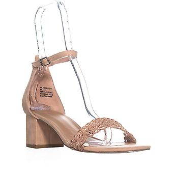American Rag Womens Brexley Fabric Open Toe Formal Ankle Strap Sandals