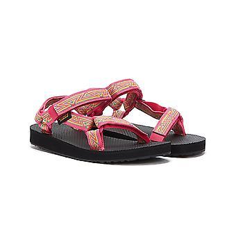 Teva Original Universal Junior Atlas Raspberry Sandals