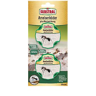 SUBSTRAL® ant bait plus nest effect, 2 doses