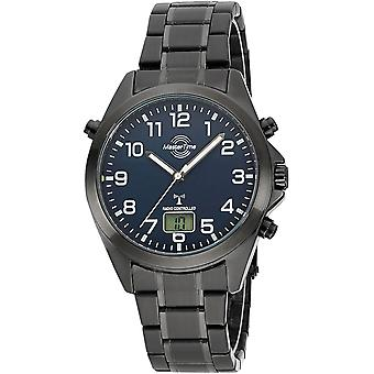 Mens Watch Master Time MTGA-10737-22M, Quartz, 41mm, 3ATM