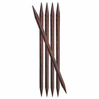Knitpro Cubics: Knitting Pins: Double-Ended: Set of Five: 15cm x 2.75mm