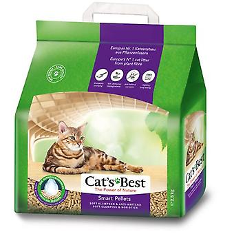 Cat's Best Smart Pellets Agglomerating Sand for Cats