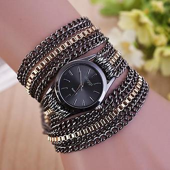 Bracelet Watches, Women Alloy Chain, Ladies Casual Quartz Watch