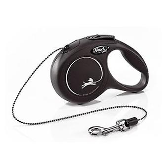 Flexi New Classic Black Lanyard Strap (Dogs , Collars, Leads and Harnesses , Leads)