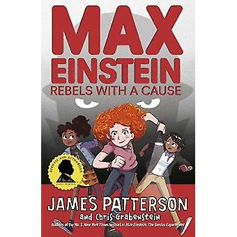 Max Einstein rebels met een Cause Max Einstein-serie