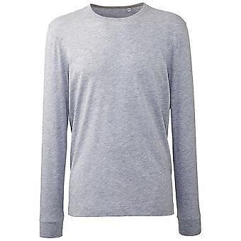 Anthem Mens Marl Long-Sleeved T-Shirt