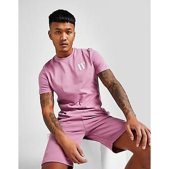 New 11 Degrees Core T-Shirt from JD Outlet Pink