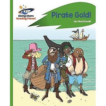 Reading Planet - Pirate Gold - Green: Rocket Phonics