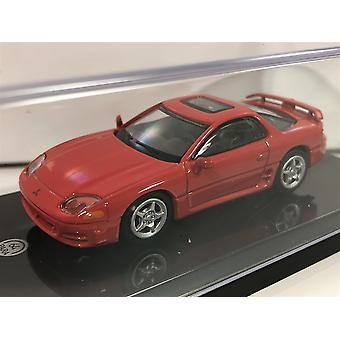 1994 Mitsubishi 3000GT GTO Red 1:64 Scale Paragon 55131 LHD