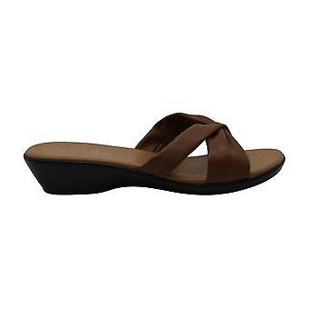 Callisto Womens Staunton Open Toe Beach Slide Sandals
