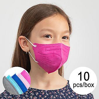 Suojaava hengityssuojainmaski FFP2 NR JBK-03 Lasten monivärinen (Pakkaus 10)