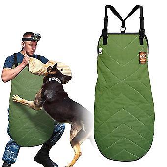 Protector corporal ropa k9 mordida almohada remolcadores juguete para perro de trabajo