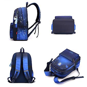 Galaxy School Backpack, School Bag Student Stylish Unisex Laptop Book Bag Rucksack Daypack for Teen Boys and Girls