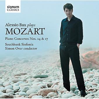 W.a. Mozart - Alessio Bax Plays Mozart [CD] USA import