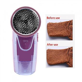 Electric Fuzz Cloth Coat Lint Remover Wool Sweater Fabric Shaver Trimmer