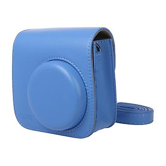 Instant Camera Bag Protective Bag Holder Leather Carrying Case With Shoulder Strap For Fujifilm Instax Mini8/9