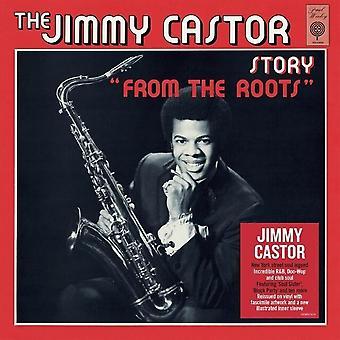 Jimmy Castor - Jimmy Castor-historien fra Røttene Vinyl