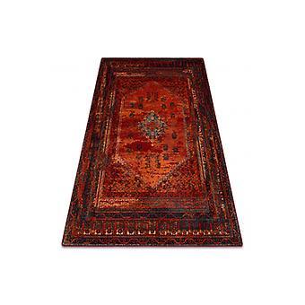 Wool rug OMEGA MISTIK red