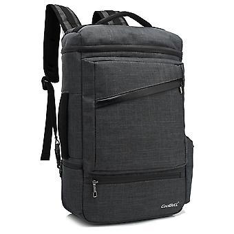 15.6 Inch  Convertible Backpack Messenger Bag With Usb Changing Port 15.6 Inch Laptop Case Handbag Business Briefcase-black