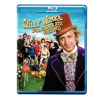 Willy Wonka & the Chocolate Factory (1971) [BLU-RAY] USA import