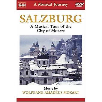 Musikalske omvisning i byen av Mozart [DVD] USA importere