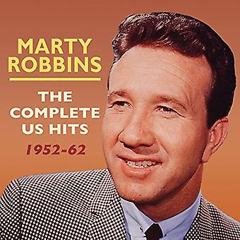 Marty Robbins - Marty Robbins: importer Robbins Marty-complet nous Hits USA 1952-6 [CD]