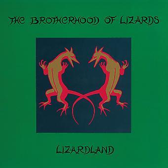 Brotherhood of Lizards - Lizardland (2Xlp) [Vinyl] USA import