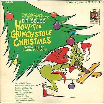 Soundtrack - How the Grinch st(LP [Vinyl] USA import