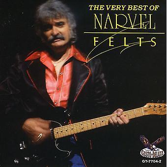 Narvel filtar - mycket bästa av Narvel Felts [CD] USA import