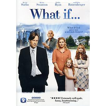 What If [DVD] USA import