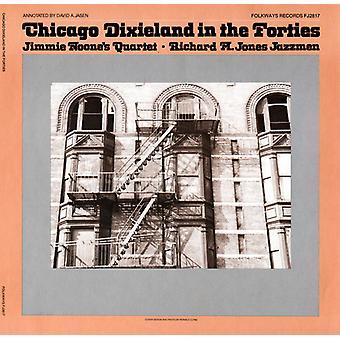 Dixieland Chicago en los años cuarenta - Dixieland Chicago en los años cuarenta importación de Estados Unidos [CD]