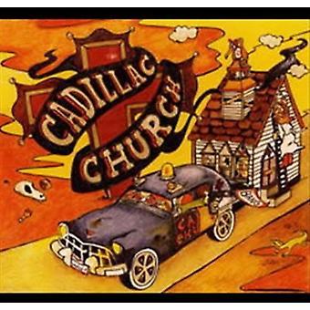 Bruce Reaves & Cadillac Church - Cadillac Church [CD] USA import