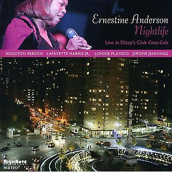 Ernestine Anderson - Nightlife [CD] USA import