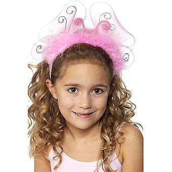 Intermitent roz fata Hairmature