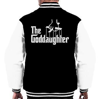 The Godfather The Goddaughter Men's Varsity Jacket