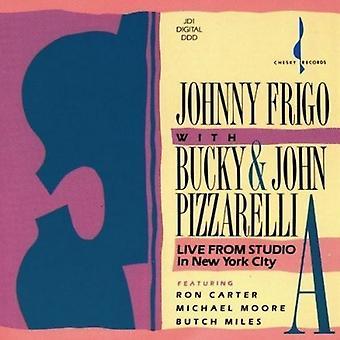 Frigo/Pizzarelli Bros. - Live From Studio a' in Nyc [CD] USA import