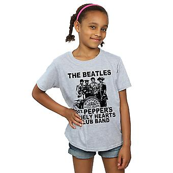 Le Beatles filles Lonely Hearts Club Band T-Shirt