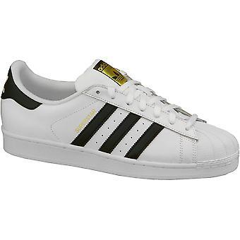 أديداس سوبر ستار J C77154 أحذية رياضية للأطفال